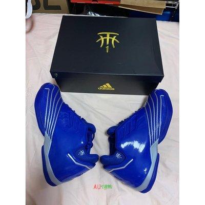 "adidas T-MAC 2 Restomd ""Scoring Champ"" 藍漆皮 FX4064現貨"