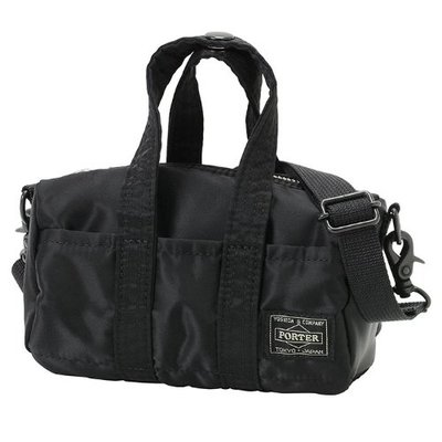 【S.I. 日本代購】PORTER HOWL 2WAY BOSTON BAG MINI 肩背手提 波士頓小包,免運
