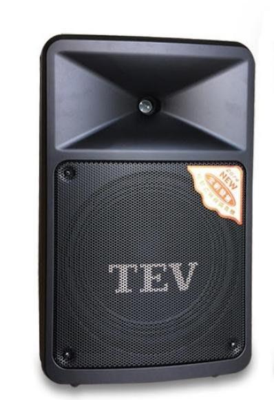 【昌明視聽】TEV TA-7600SP 8吋被動式擴音喇叭音箱