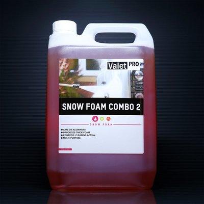Valet PRO SNOW FOAM COMBO 2 雪泡洗車精 5L