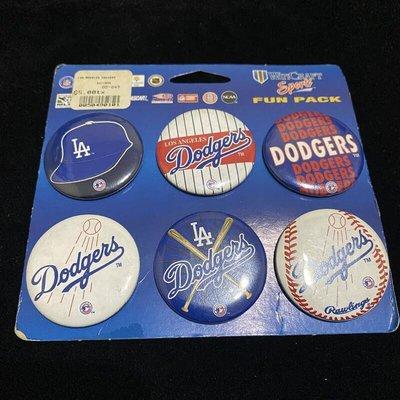 全新 WinCraft 洛杉磯道奇隊 Los Angeles Dodgers 胸章 胸針 徽章 MLB