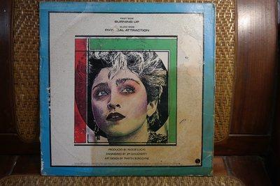 【大目標LP精品】Madonna - Burning up、Physical Attraction