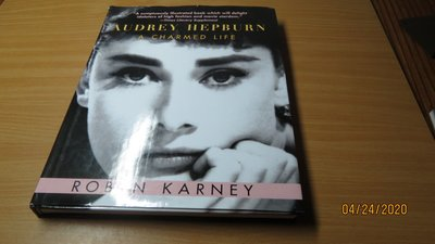 Audrey Hepburn: A Charmed Life--英文原版-無打折-絕版書
