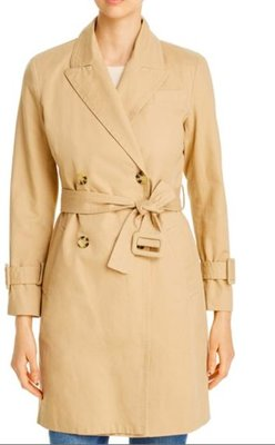 Avec Les Filles Double-Breasted Trench Coa8/29止