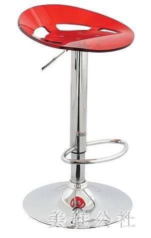 YEAHSHOP 吧檯椅時尚收銀升降酒吧椅高腳凳Y185