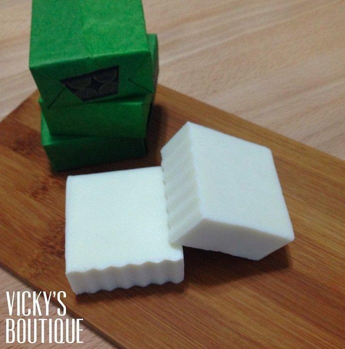 純手工製天然保養 COG百分百橄欖皂 添加天然蘆薈 溫和清潔 下單後製作