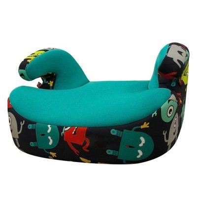 折扣促銷 便攜兒童安全座椅增高墊汽車用寶寶坐墊3-4-12周歲簡易車載通用