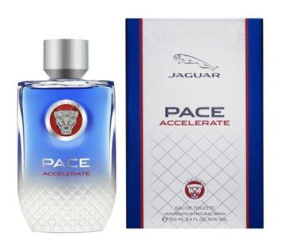 《尋香小站 》Jaguar Pace Accelerate 極限捷豹男性香水 100ml 全新正品