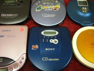 【完美作品】SONY、Panasonic CD隨身聽的使用及維護