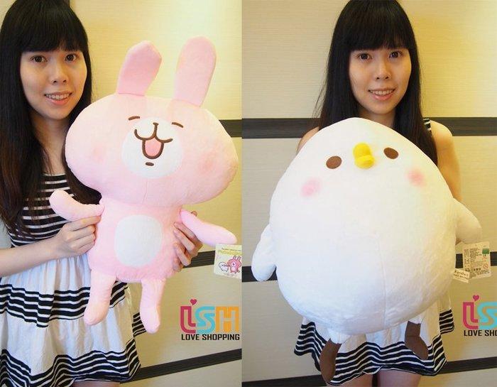【愛購樂】 卡娜赫拉 粉紅兔兔 小雞 P助 任選 Kanahei 正版授權 玩偶 娃娃 非蛋黃哥 米奇 奇奇 皮卡丘
