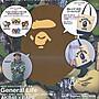 │遇見。小舖│B50411日雜 A BATHING APE 潮牌附錄BAPE 猿猴 托特包 側肩包 單肩包 帆布
