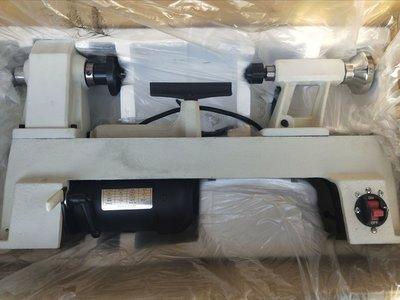 """""""工具醫院"""" 力山 WL10 10"""" 桌上型木工車床 銑床/鑽床/帶鋸機/研磨機"""