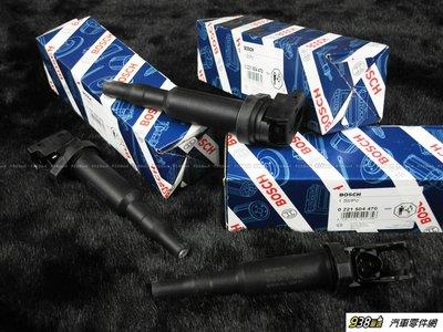 938嚴選 BOSCH 考耳 E39 E46 E53 E60 E63 E65 BMW多數車系 高壓線圈 火星塞 點火線圈