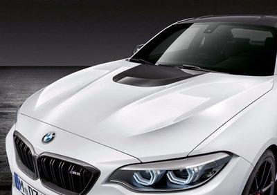 【樂駒】BMW 原廠 F87 M2 Competition F20 M Performance 引擎蓋 Carbon
