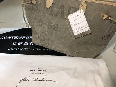 【uniisence】Readymade Roomy bag 全手工製作 限量 托特包 FEAR OF GOD