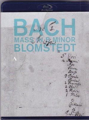 高清藍光碟 Bach Mass in B minor 巴赫:B小調彌撒曲 布隆斯泰特指揮 25G