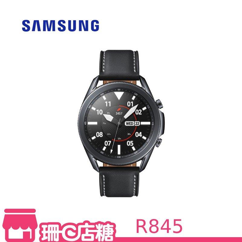 ❆送原廠無線充電板❆ 三星 Samsung Galaxy Watch3 45mm R845 LTE版 智慧手錶