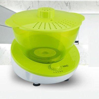 5Cgo 【批發】含稅會員有優惠 39893111883 家用活氧消毒洗菜機解毒淨化器消毒清洗水果蔬菜機