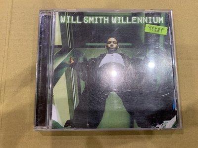 *還有唱片行*WILL SMITH / WILLENNIUM 二手 Y9589