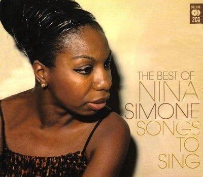 Nina Simone 妮娜西蒙 -- The Best of Nina Simone Songs to Sing 全新2CD