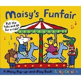 MAISY FUNFAIR:A Maisy Pop-up-and-Play Book 可愛波波操作書