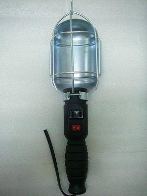 YT(宇泰五金)正台灣製高品質(半網式)工作燈燈頭/附開關.插座/品質保證/現正特價中