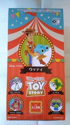 日本  2017  Putitto 迪士尼 玩具 總動員  第一彈 杯緣子  一中盒 八入  不拆售