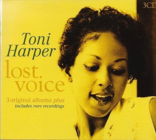 【店長推薦】遺珠女爵 (3CD)Lost Voice 唐妮哈珀 Toni Harper-DEL800140