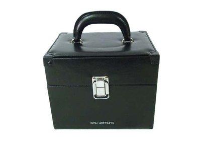 霧面 黑色 彩妝箱 化妝箱 收納箱 珠寶盒 結婚 嫁妝 純手工製作 C-001