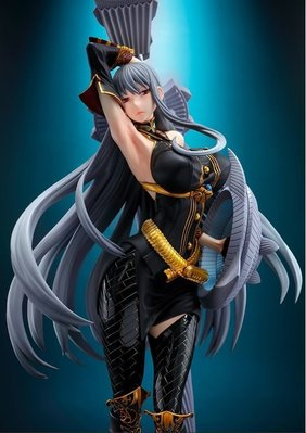 VERTEX 戰場的女武神2 塞露貝利亞 塞姐 Battle mode 盒裝手辦