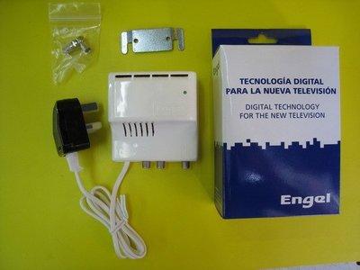 ENGEL(Eight代理)AM6140室內電視放大器 增益25dB 實舖門市