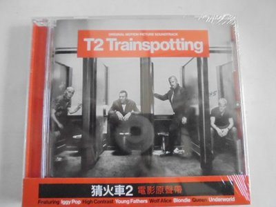 猜火車 2-電影原聲帶 **全新**CD