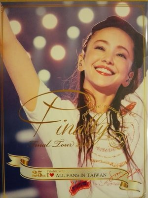 FC限定 印名獨家盤 安室奈美惠 namie amuro Final Tour 2018 Finally 東京公演 BD