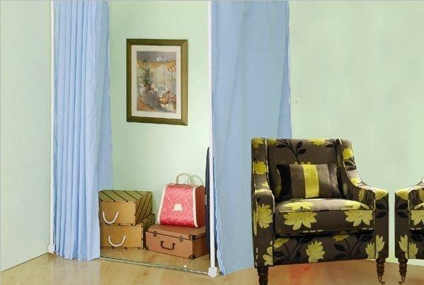 【中華批發網DIY家具】S-19-02-ㄇ型伸縮防塵屏風(Aㄇ45*70*45)