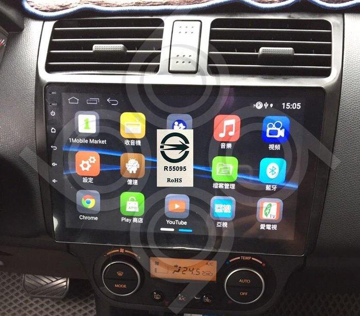 Suzuki Swift -10吋安卓專用機.九九汽車音響(台中市-五權店).公司貨保固一年