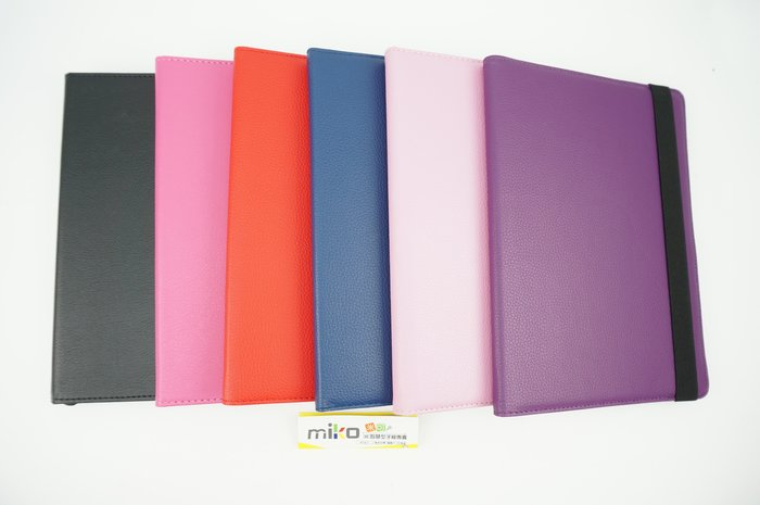 台南【MIKO手機館】Samsung Tab S 10.5 荔枝紋 T800 書本式 防摔 旋轉式皮套  (SH5)