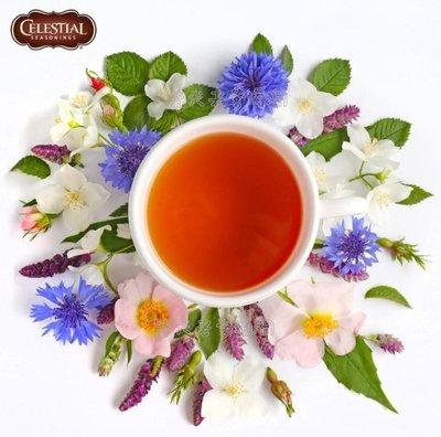 【MAXX美國代購】現貨Celestial 喜樂組合花茶洋甘菊薄荷檸檬蜂蜜18茶包/滿3件免運