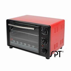 台南家電館~尚朋堂 18L 中型電烤箱【SO-9118】三段火力選擇~
