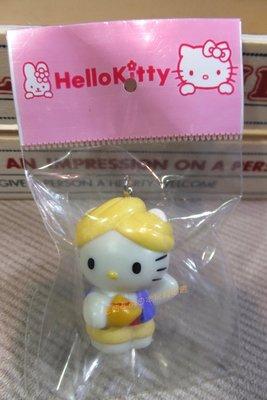 D06日版 日本帶回 三麗鷗 SANRIO HELLO KITTY 凱蒂貓 男友 丹尼爾 阿拉丁 王子造型公仔吊飾 擺飾