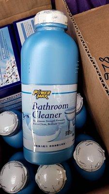 PowerMax強效浴室清潔劑#科士威