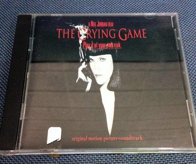 【懷音閣】亂世浮生 The Crying Game 電影原聲帶, 1993年原版CD, 已絕版