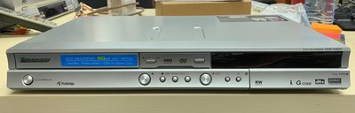 Pioneer DVR-530H - DVD recorder (面板冇顯示,on screen display OK)