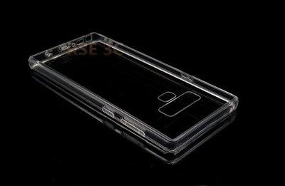 【軟邊硬殼】三星 Note9 N960 保護殼 TPU + PC 手機殼 清水套 水晶殼 布丁套 硬殼 帶防塵塞