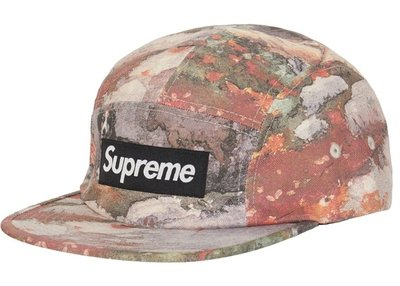 「Rush Kingdom」代購 Supreme Afternoon Camp Cap Multicolor 帽子