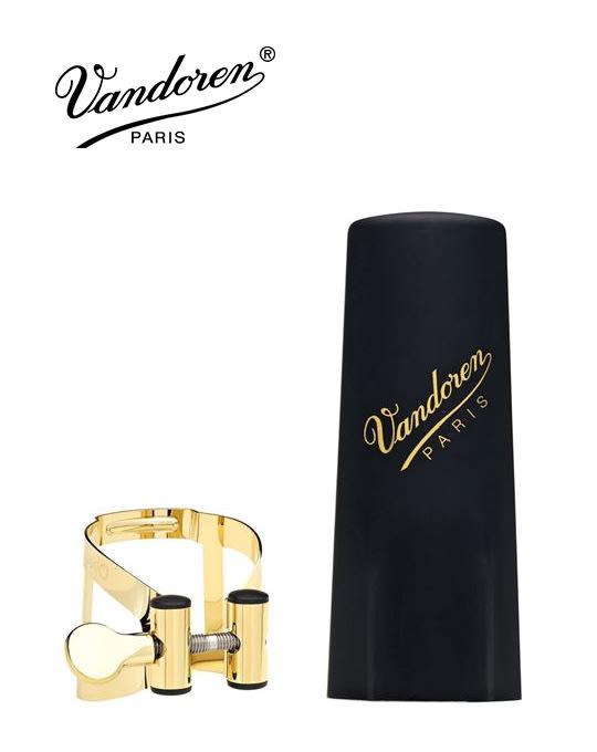 【現代樂器】現貨!Vandoren MO Clarinet LC51GP Bb 豎笛 單簧管 金屬束圈 鍍金