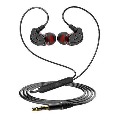 【完美音域】音旅私域 蘋果 安卓 手機 平板 3.5mm 可通話 線控 運動耳機 立體聲 入耳式 音樂耳機