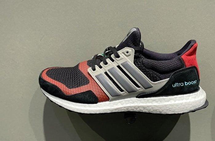 【RS只賣正品】Adidas UltraBoost S&L EF0724 緩震 愛迪達 黑紅 慢跑鞋