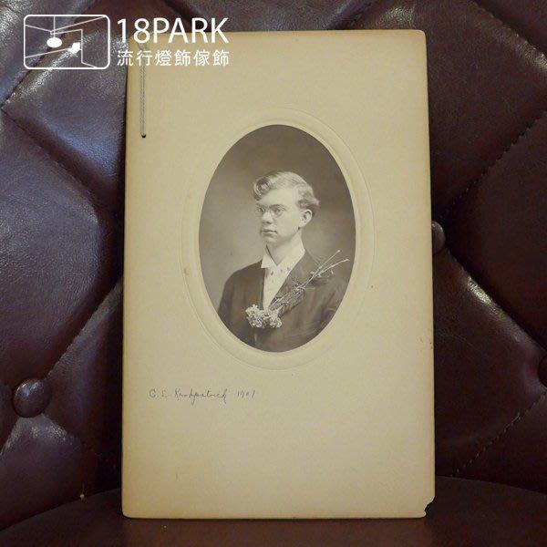 【18Park 】古典韻味 Vintage [ 西洋人物照-男 ]