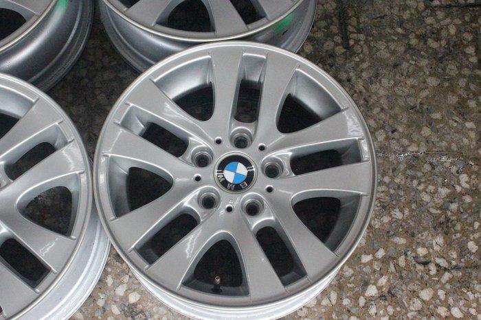 中古圏  正 BMW 原廠16吋 鋁圈 7J 5X120 E36 E46 E86 E87 E90 E91