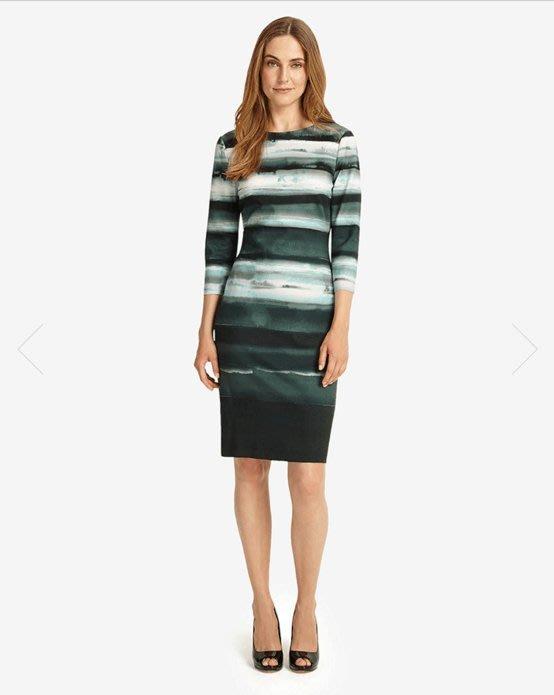國外帶回英國大牌  修身顯瘦連衣裙sIZE:14(UK)
